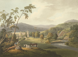 South East View of Bolton Priory 34-h